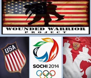 Wounded Warrior Signs